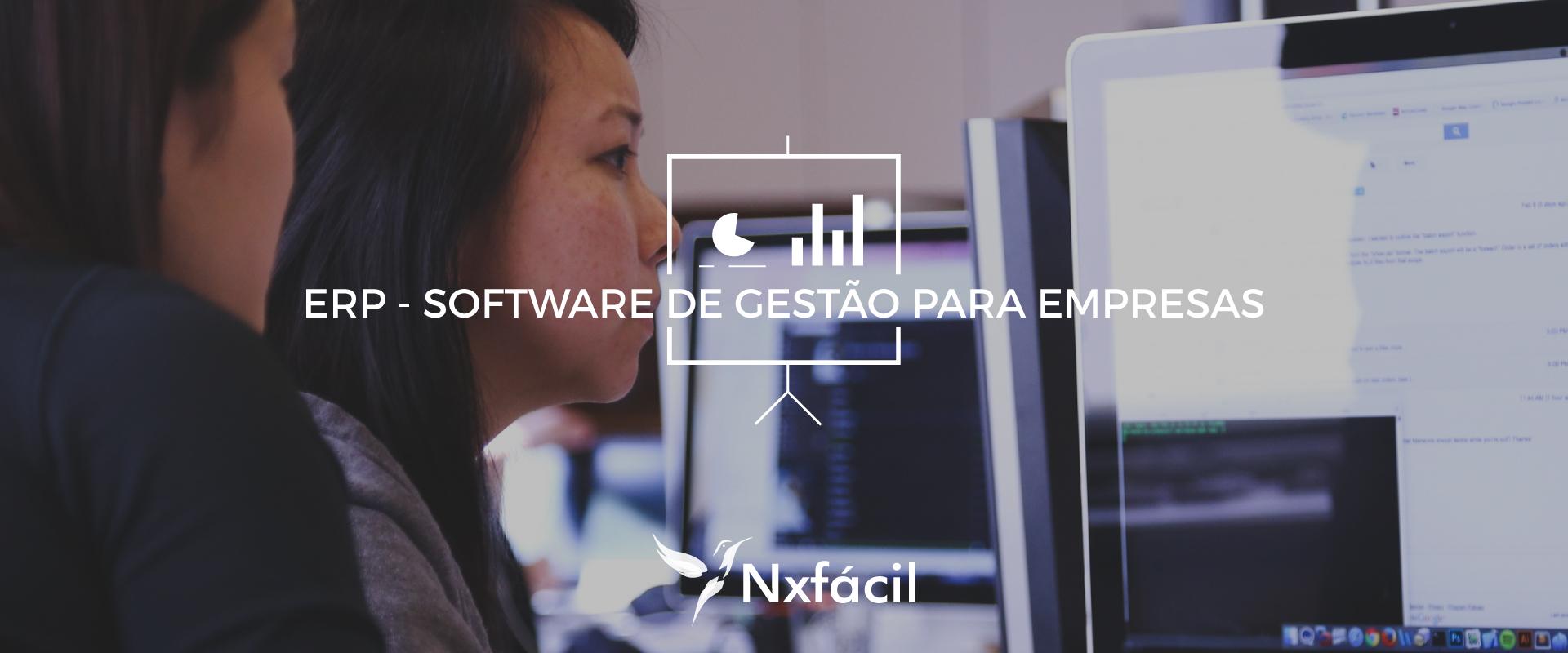 ERP – Software de gestão para empresas