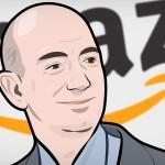 """Empreendedores que inspiram: 5 lições de empreendedorismo com Jeff Bezos, o """"poderoso chefão"""" da Amazon!"""