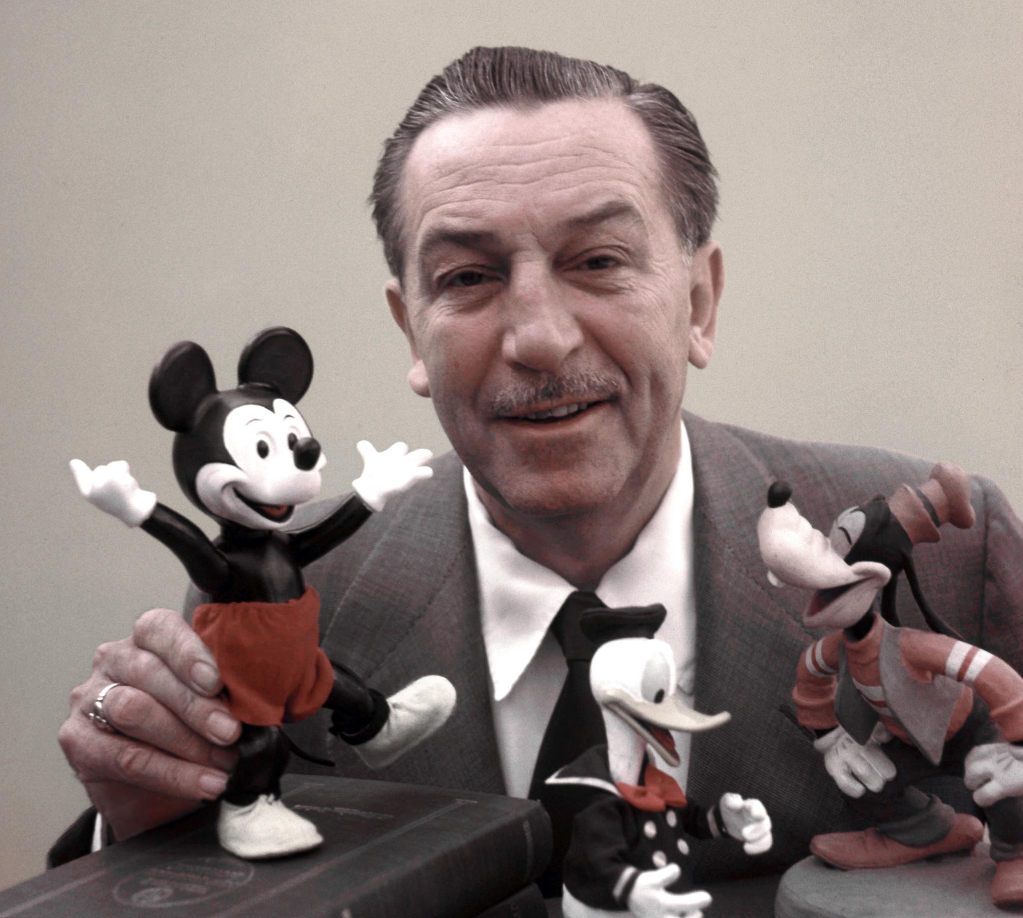 Empreendedores que inspiram: as lições de Walt Disney, o pai do Mickey Mouse!