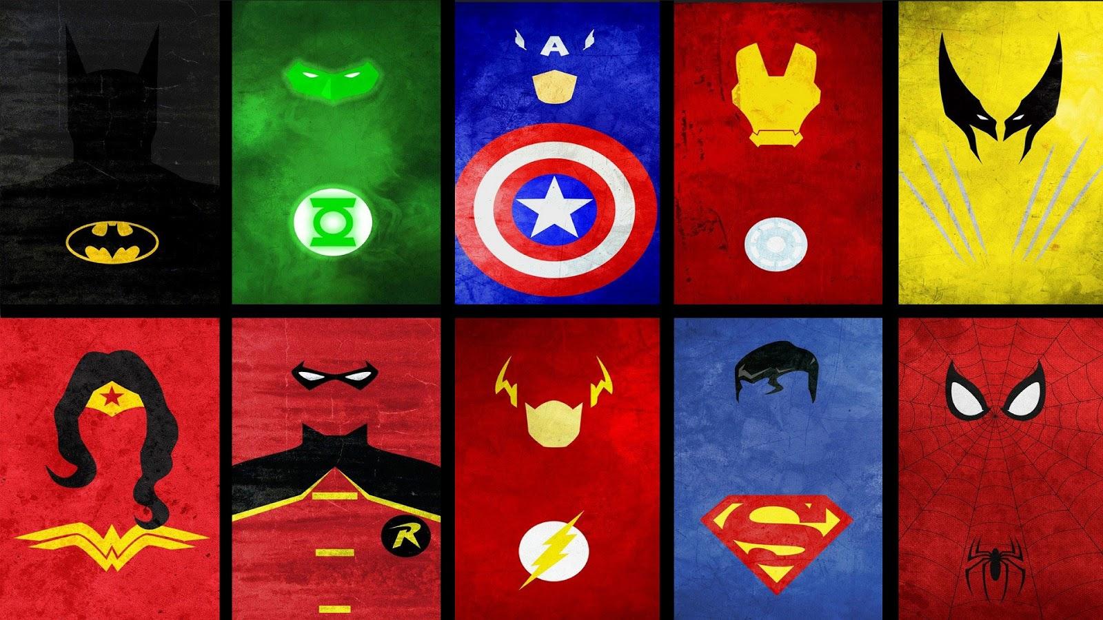 super herois nxfacil