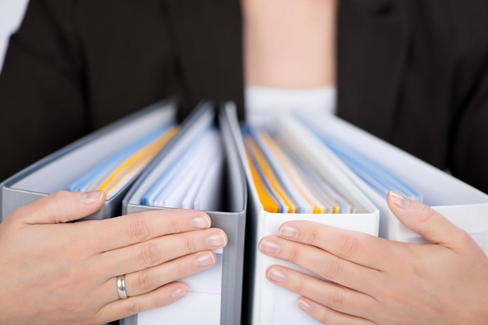 6 Dicas para ajudar na organização dos documentos empresariais
