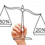 O que o Princípio de Pareto pode nos ensinar sobre gestão e vendas?