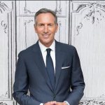 A persistência de Howard Schultz, CEO da Starbucks.