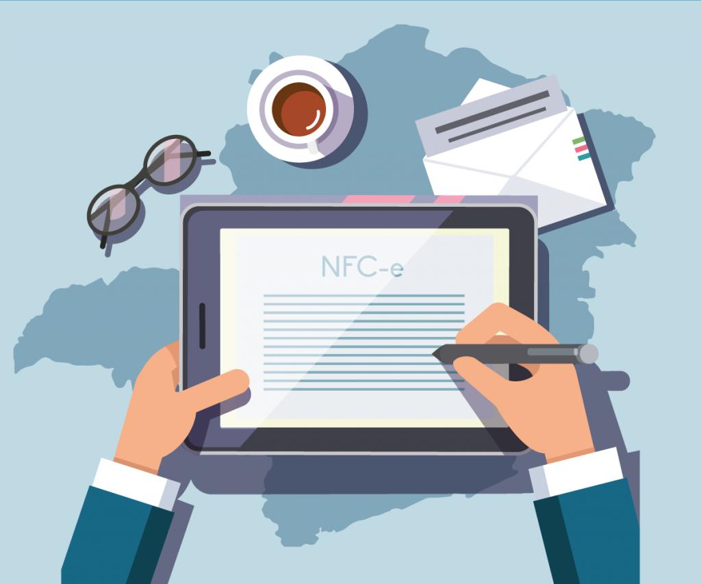 Novidades sobre a NFC-e: Minas Gerais e Bahia.