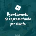 Melhorias NX – Apontamento de representante  por cliente