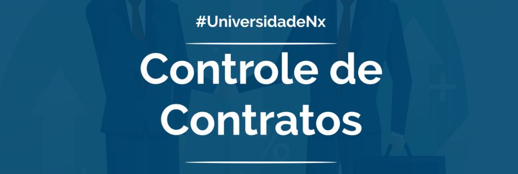 Universidade Nx – Controle de Contratos