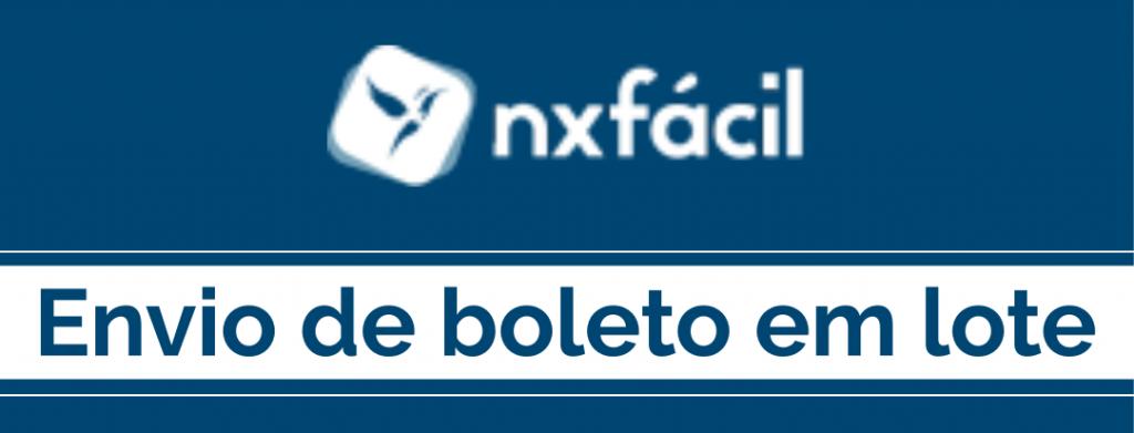 Boletos em lotes –  Fatos Rápidos NX
