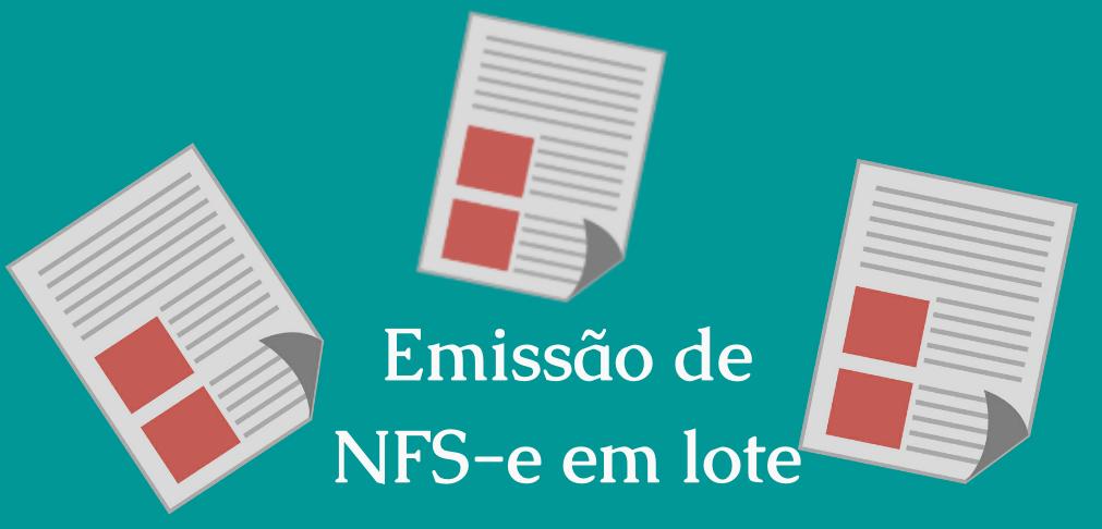 Envio de NFS-e em lote